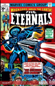 Eternals (Series One) 1976 - 1978 #11