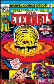 Eternals (Series One) 1976 - 1978 #12