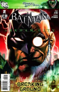 Batman: Arkham City 2011 #2