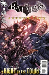 Batman: Arkham City 2011 #4