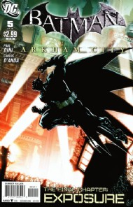 Batman: Arkham City 2011 #5