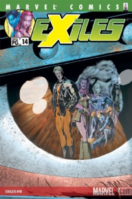 Exiles (Series One) #14