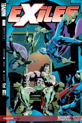 Exiles (Series One) #15