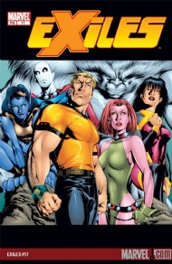 Exiles (Series One) 2001 - 2008 #17