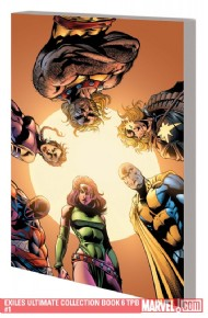 Exiles Ultimate Collection Book 6 2010 #1