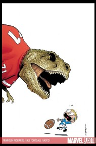 Franklin Richards: Fall Football Fiasco! 2007 #1