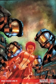 Halo: Blood Line 2009 - 2010 #1