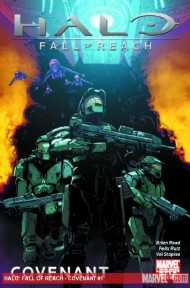 Halo: Fall of Reach - Covenant 2010 - 2011 #1