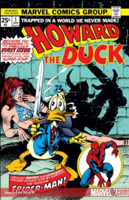 Howard the Duck (Series One) #1