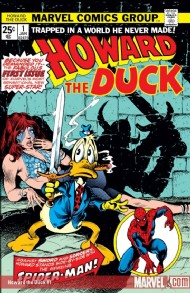 Howard the Duck (Series One) 1976 - 1979 #1