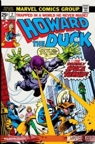 Howard the Duck (Series One) 1976 - 1979 #2