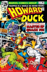 Howard the Duck (Series One) 1976 - 1979 #3