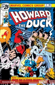 Howard the Duck (Series One) 1976 - 1979 #4