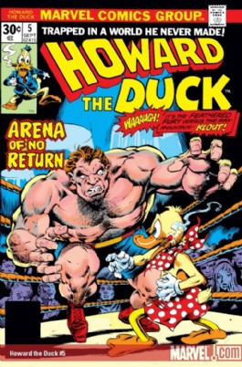 Howard the Duck (Series One) #5