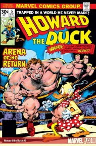Howard the Duck (Series One) 1976 - 1979 #5