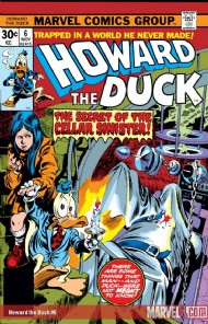 Howard the Duck (Series One) 1976 - 1979 #6