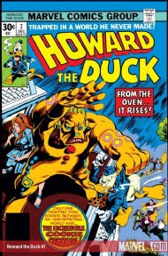 Howard the Duck (Series One) 1976 - 1979 #7