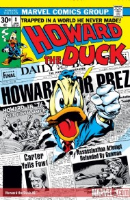 Howard the Duck (Series One) 1976 - 1979 #8