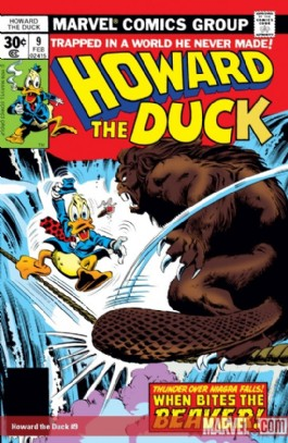 Howard the Duck (Series One) #9