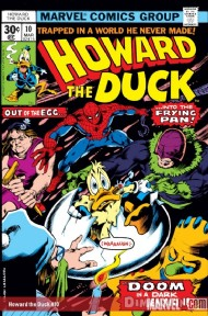 Howard the Duck (Series One) 1976 - 1979 #10