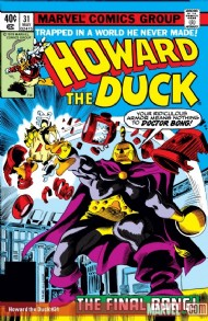 Howard the Duck (Series One) 1976 - 1979 #31