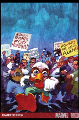 Howard the Duck (Series Three) #4