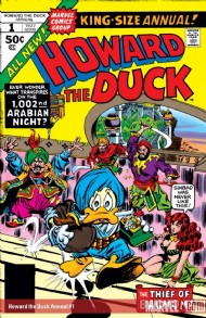 Howard the Duck Annual 1977 #1