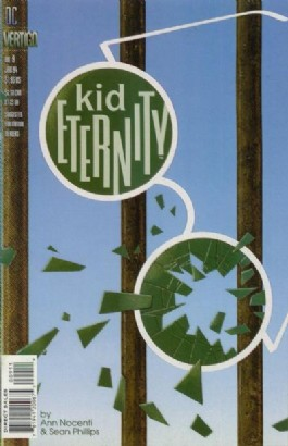 Kid Eternity (2nd Series) #9