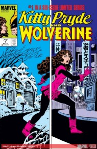 Kitty Pryde and Wolverine 1984 #1