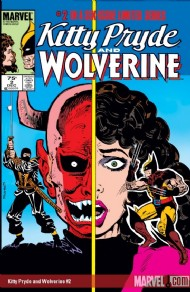 Kitty Pryde and Wolverine 1984 #2