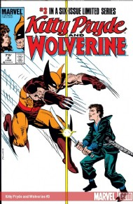 Kitty Pryde and Wolverine 1984 #3