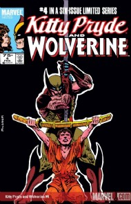 Kitty Pryde and Wolverine 1984 #4