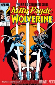 Kitty Pryde and Wolverine 1984 #5