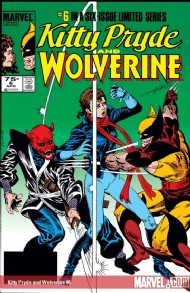 Kitty Pryde and Wolverine 1984 #6