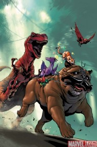 Lockjaw and the Pet Avengers 2009 #2