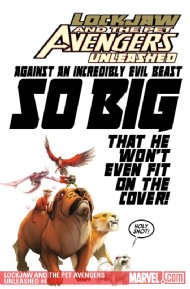 Lockjaw and the Pet Avengers Unleashed 2009 #4