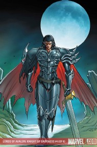 Lords of Avalon: Knights of Darkness 2007 - 2009 #4