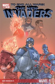 New Invaders 2004 - 2005 #1