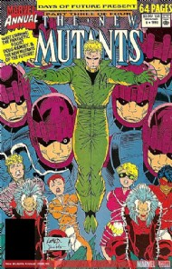 New Mutants Annual 1984 - 1991 #6