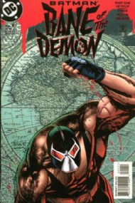 Batman: Bane of the Demon 1998 #1