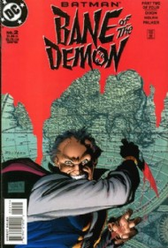 Batman: Bane of the Demon 1998 #2