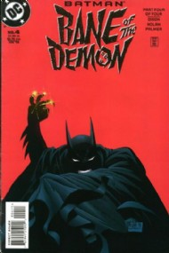 Batman: Bane of the Demon 1998 #4