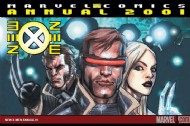 New X-Men Annual 2001 #1