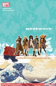Nextwave: Agents of H.A.T.E. 2006 - 2010 #1