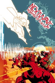 Nextwave: Agents of H.A.T.E. 2006 - 2010 #8