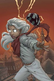 Ororo: Before the Storm 2005 #1
