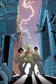 Ororo: Before the Storm 2005 #4
