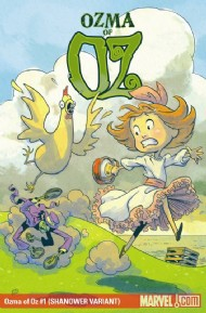Ozma of Oz 2010 - 2011 #1