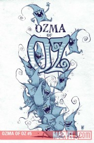 Ozma of Oz 2010 - 2011 #5