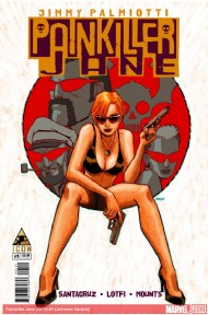 Painkiller Jane: the Price of Freedom 2013 - #1